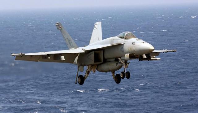 Sức mạnh tàu sân bay Mỹ tuần tra ở Biển Đông ảnh 10