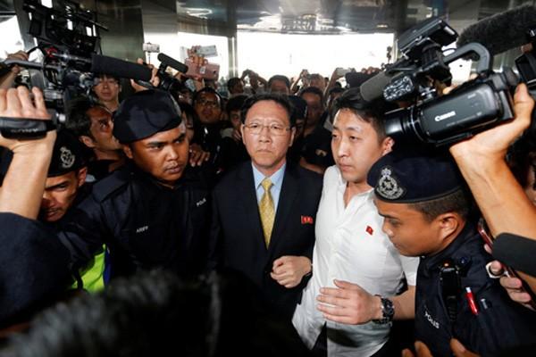 Chiến thuật dồn ép Malaysia của Triều Tiên ảnh 1