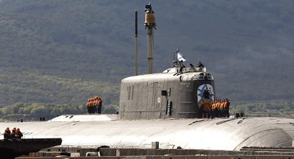 Nga trang bị tên lửa mới cho tàu ngầm 'sát thủ tàu sân bay' ảnh 1