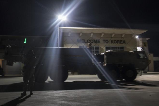 Quá trình Mỹ triển khai hệ thống tên lửa THAAD tại Hàn Quốc ảnh 1