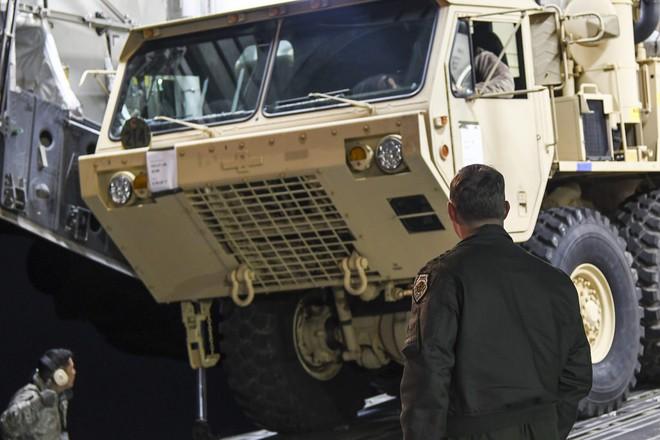 Quá trình Mỹ triển khai hệ thống tên lửa THAAD tại Hàn Quốc ảnh 3