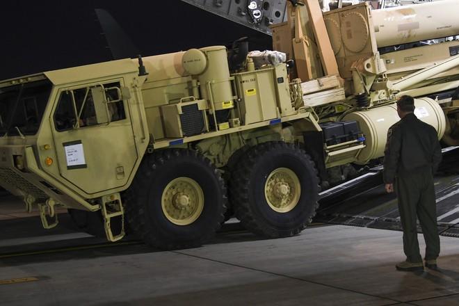 Quá trình Mỹ triển khai hệ thống tên lửa THAAD tại Hàn Quốc ảnh 4