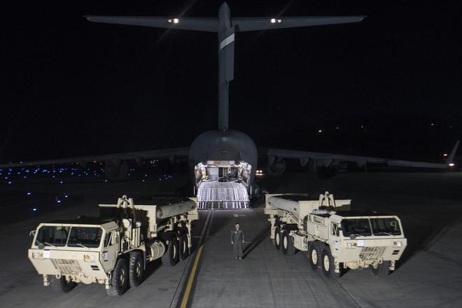 Quá trình Mỹ triển khai hệ thống tên lửa THAAD tại Hàn Quốc ảnh 5
