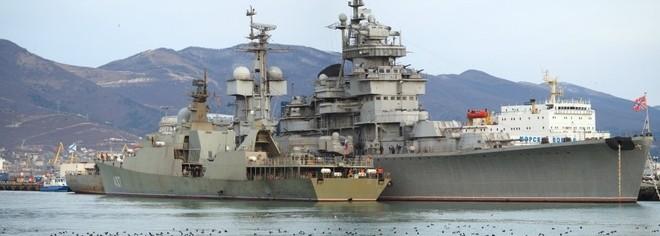 Chiến hạm tàng hình Gepard trầy trụa sau đợt thử nghiệm vũ khí trên biển ảnh 5