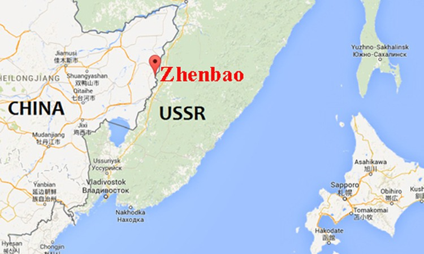 Chiếc xe tăng suýt đẩy Trung Quốc - Liên Xô vào chiến tranh hạt nhân ảnh 1