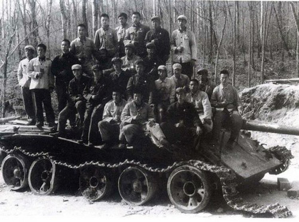 Chiếc xe tăng suýt đẩy Trung Quốc - Liên Xô vào chiến tranh hạt nhân ảnh 2