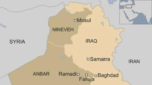 Màn rượt đuổi giữa xe bom IS và thiết giáp Iraq trên sa mạc ảnh 1