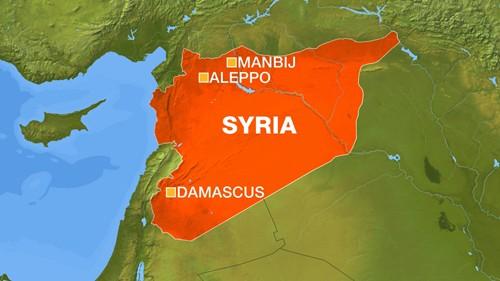 Tình thế ngũ hổ tranh hùng ở Syria sau khi IS diệt vong ảnh 1
