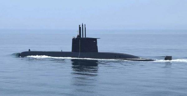 Thượng sĩ Thổ Nhĩ Kỳ tự phá hoại tàu ngầm trực chiến ảnh 1