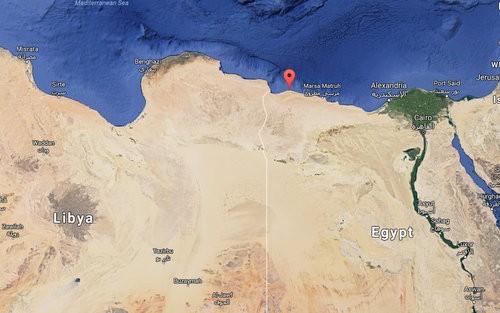 Mỹ nói Nga triển khai đặc nhiệm ở biên giới Ai Cập - Libya ảnh 1