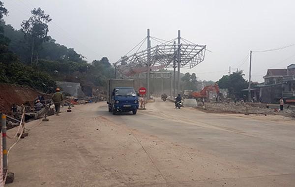 Thái Nguyên: Trạm thu phí BOT chưa hoạt động, dân đã rầm rầm phản đối ảnh 1