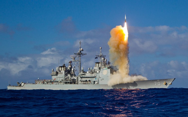 Mỹ muốn bảo vệ đồng minh châu Á bằng tên lửa SM-3 ảnh 1