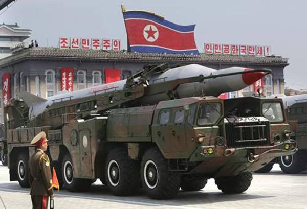 Những vũ khí phi hạt nhân mạnh nhất của Triều Tiên ảnh 1