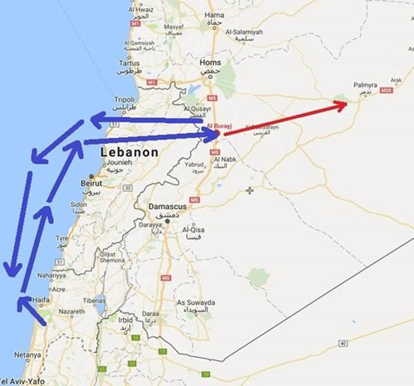 Israel dọa xóa sổ lực lượng phòng không Syria ảnh 1