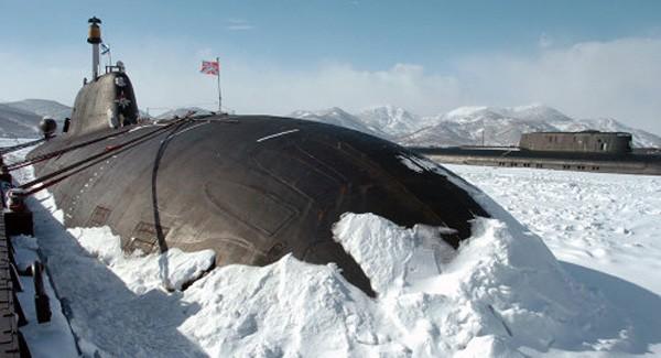 Nga sẽ tăng cường tàu ngầm chiến lược tới Bắc Cực ảnh 1