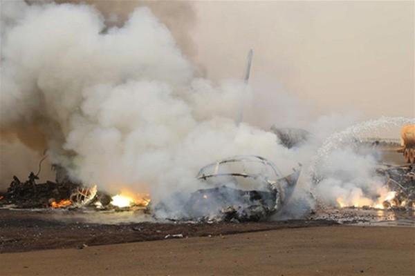 Tất cả hành khách sống sót 'thần kỳ' trong tai nạn máy bay ở Nam Sudan ảnh 1