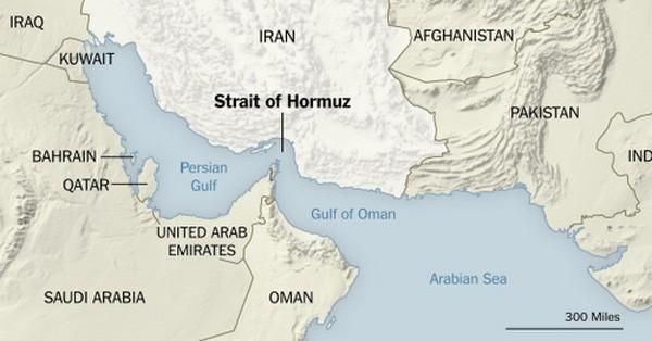 Iran điều 20 tàu chiến giám sát tàu sân bay Mỹ ở vịnh Ba Tư ảnh 1