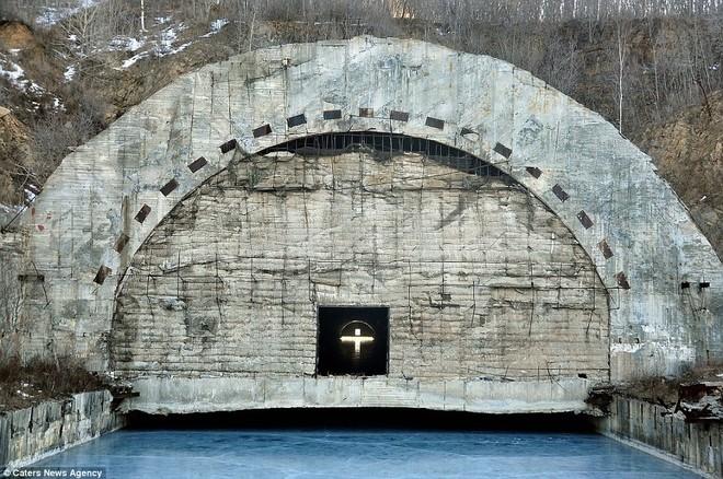 Căn cứ tàu ngầm hạt nhân tối mật của Liên Xô thời Chiến tranh Lạnh ảnh 3