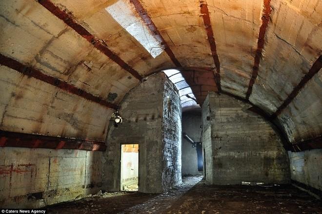 Căn cứ tàu ngầm hạt nhân tối mật của Liên Xô thời Chiến tranh Lạnh ảnh 10