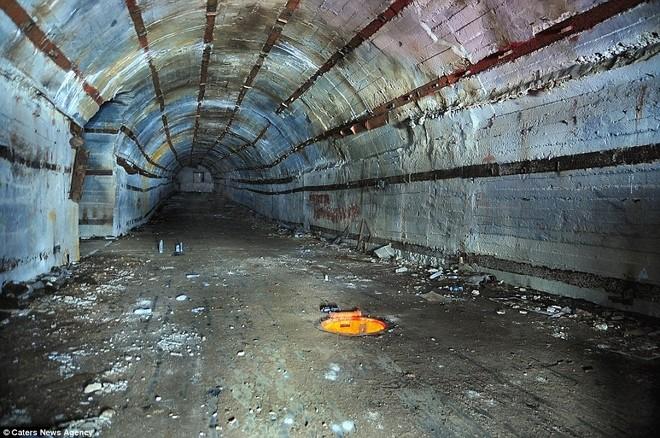 Căn cứ tàu ngầm hạt nhân tối mật của Liên Xô thời Chiến tranh Lạnh ảnh 12