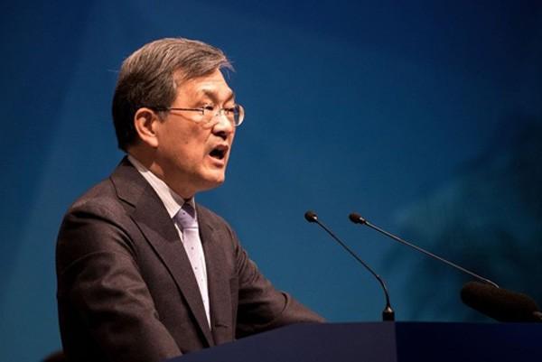 Samsung xin lỗi cổ đông vì scandal ảnh 1