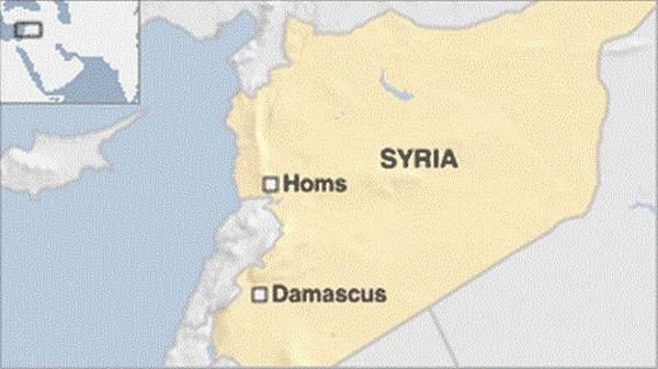 Trực thăng 'Cá sấu bay' Nga trút hỏa lực đẩy lùi IS ở Syria ảnh 1
