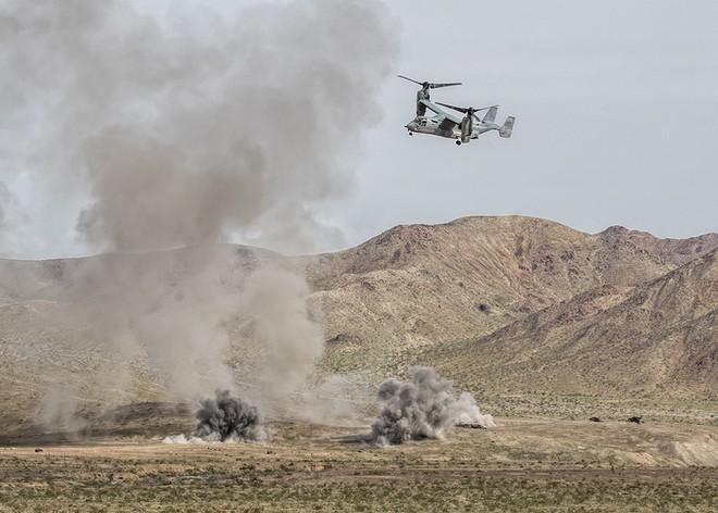 Lính thủy đánh bộ Mỹ huấn luyện tác chiến đô thị ảnh 2