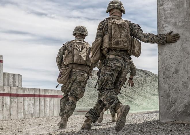 Lính thủy đánh bộ Mỹ huấn luyện tác chiến đô thị ảnh 7