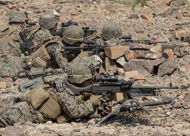 Lính thủy đánh bộ Mỹ huấn luyện tác chiến đô thị ảnh 9