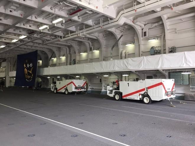 Bên trong tàu sân bay trực thăng lớn nhất của Nhật ảnh 3
