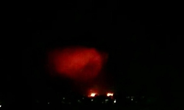 Nga dùng bom laser tấn công phiến quân ở Syria ảnh 1