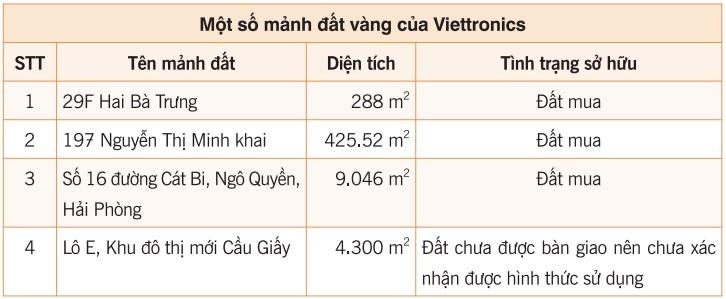 SCIC bán vốn tại Viettronics: Sức hút của đất vàng ảnh 1