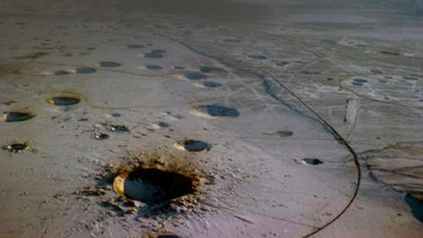Nửa thế kỷ kích nổ hơn nghìn quả bom hạt nhân của Mỹ ảnh 2