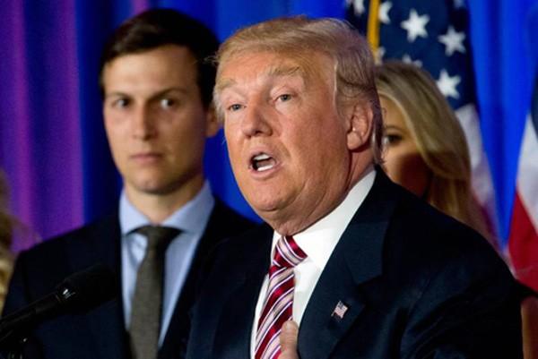 Cơn bão Nga khuấy đảo nhiệm kỳ Tổng thống Trump ảnh 1
