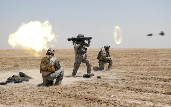 Mỹ nghiên cứu 'siêu đạn' diệt đa mục tiêu cho súng chống tăng vác vai ảnh 1