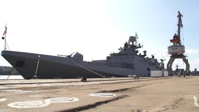 Nga gắn tên lửa phòng không lục quân lên tàu chiến ảnh 1