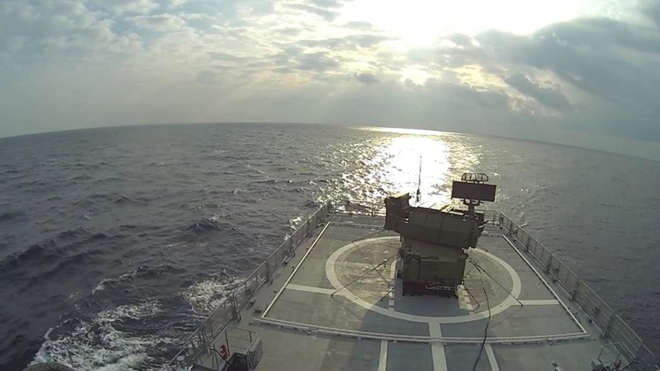Nga gắn tên lửa phòng không lục quân lên tàu chiến ảnh 3