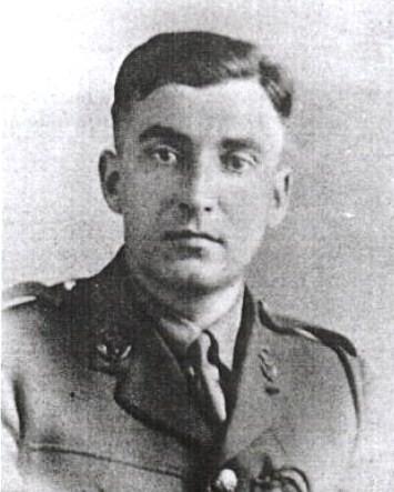 Trung úy Anh bị chém cụt tay vẫn đẩy lùi lính phát xít Nhật ảnh 1