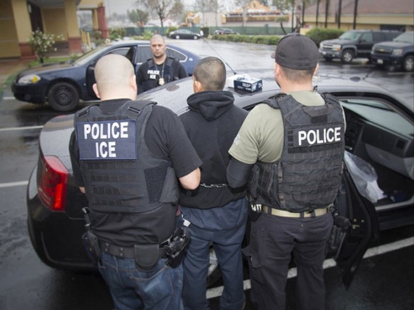 Thảm cảnh của người nhập cư Mỹ dưới thời Trump ảnh 1
