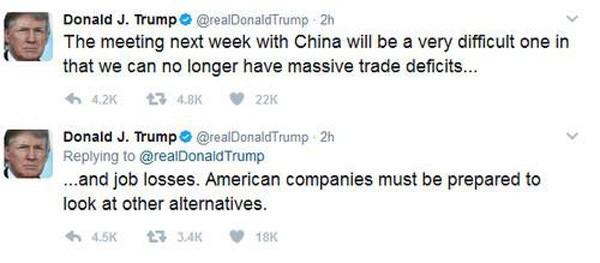 Trump dự đoán cuộc gặp Tập Cận Bình sẽ 'rất khó khăn' ảnh 1