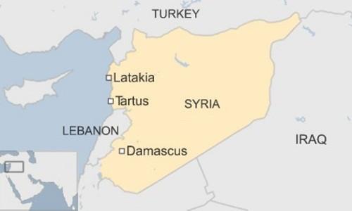 Tàu chiến Nga phóng tên lửa hành trình vào phiến quân Syria ảnh 1