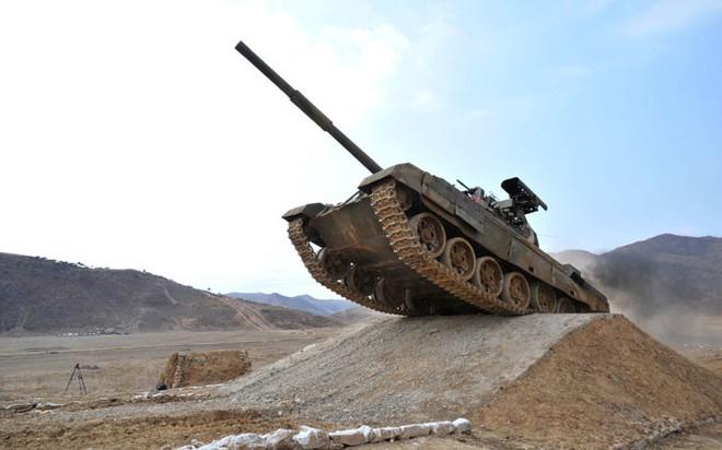 Thiết giáp Triều Tiên so tài tại giải đấu tăng nội địa ảnh 3