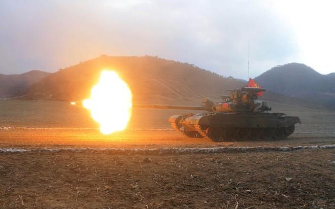 Thiết giáp Triều Tiên so tài tại giải đấu tăng nội địa ảnh 4