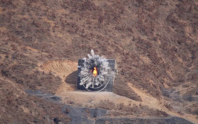 Thiết giáp Triều Tiên so tài tại giải đấu tăng nội địa ảnh 5