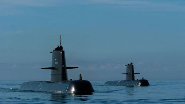 Chiếc tàu ngầm khiến cả biên đội tàu sân bay Mỹ bất lực ảnh 2