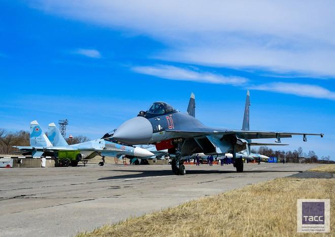 Tiêm kích Nga tranh tài tại vòng loại Aviadarts 2017 ảnh 2