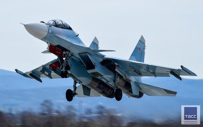 Tiêm kích Nga tranh tài tại vòng loại Aviadarts 2017 ảnh 6