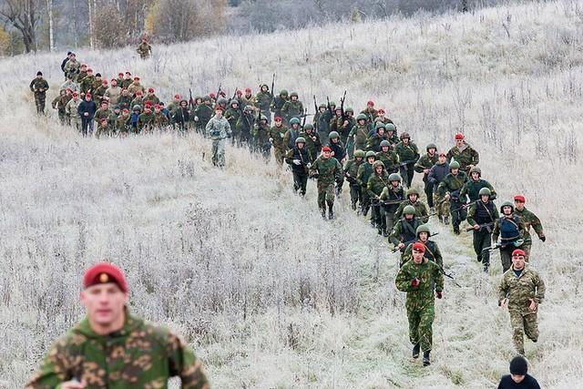 """Sức mạnh """"đáng nể"""" của Vệ binh Quốc gia Nga ảnh 1"""