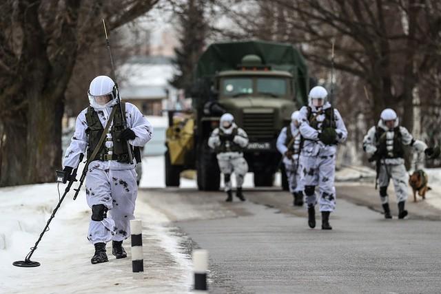 """Sức mạnh """"đáng nể"""" của Vệ binh Quốc gia Nga ảnh 5"""