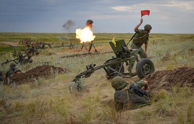 """Sức mạnh """"đáng nể"""" của Vệ binh Quốc gia Nga ảnh 7"""